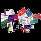 Copystore névjegykártya