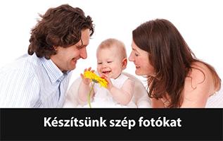 családi fotó készítés