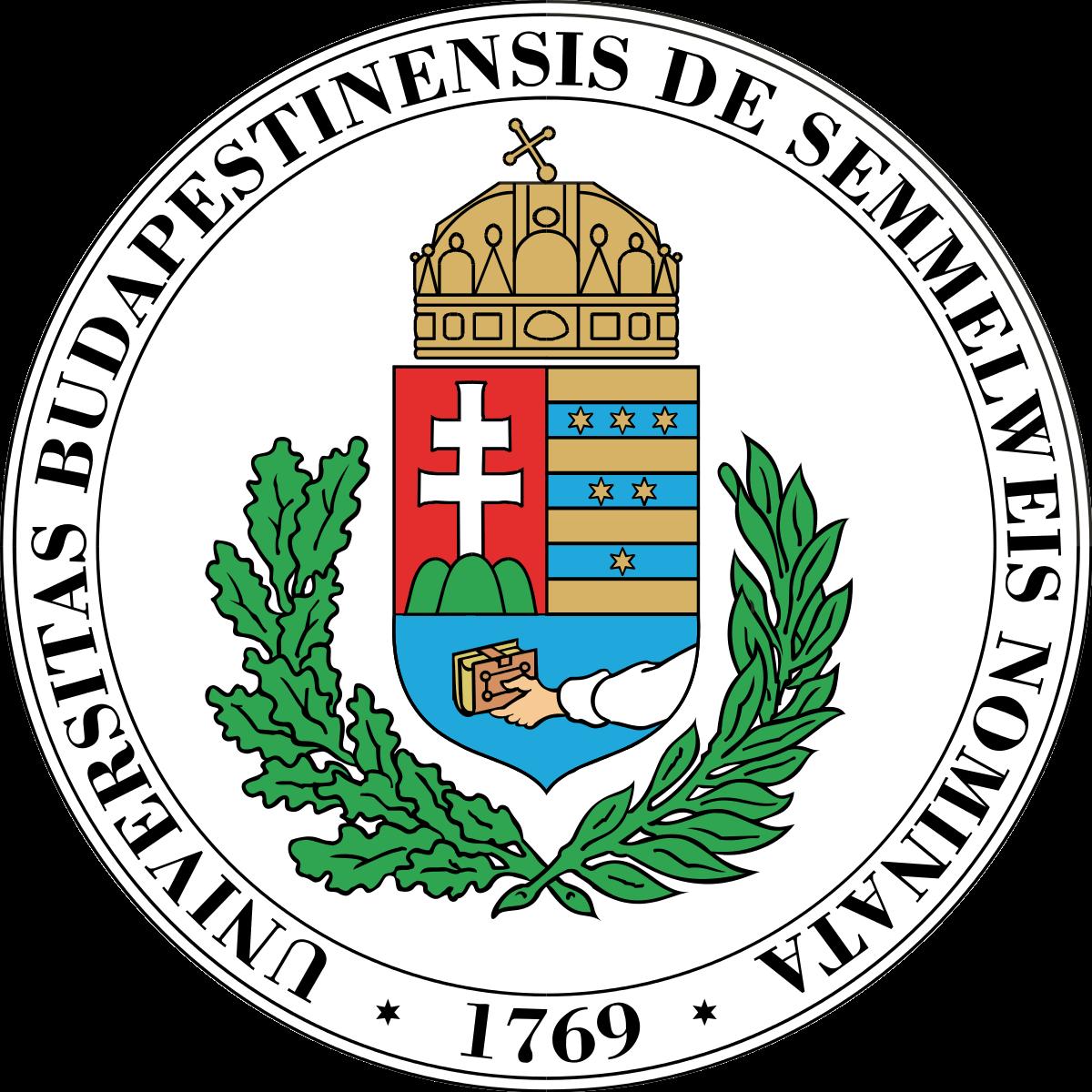 Semmelweis Egyetem címere